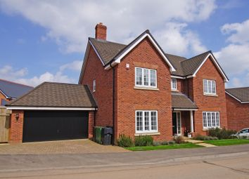 Thumbnail 5 bed detached house for sale in Butterwick Close, Barnt Green