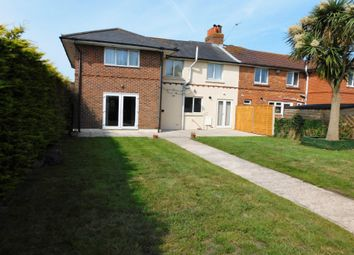 Thumbnail 4 bedroom semi-detached house to rent in Blandford Road, Hamworthy, Poole