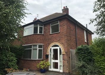 Thumbnail 3 bed detached house to rent in Leybury Way, Scraptoft