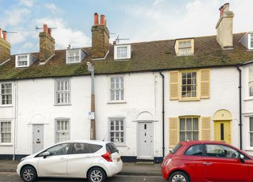 Thumbnail 2 bed terraced house for sale in Waterloo Road, Whitstable, Kent