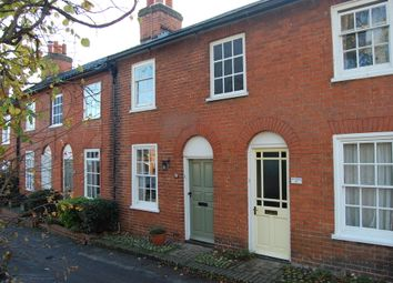 Thumbnail 2 bed terraced house for sale in Hill View Terrace, Mill Lane, Woodbridge