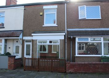 Thumbnail 2 bed terraced house to rent in Douglas Road, Cleethorpes