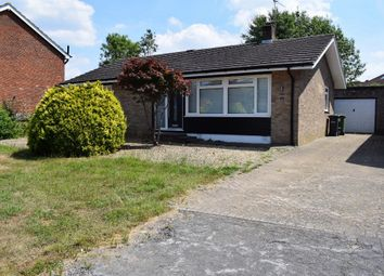 Thumbnail 2 bed bungalow for sale in Chiltern Close, Goffs Oak
