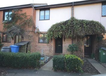 Thumbnail 2 bed terraced house for sale in Sandown Crescent, Aldershot, Hampshire