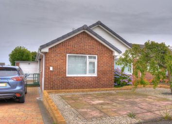 Thumbnail 3 bed detached bungalow for sale in Augustus Drive, Bedlington