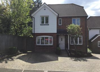 Thumbnail 4 bedroom detached house for sale in The Timbers, East Grinstead, West Sussex