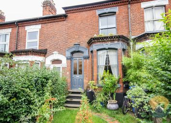 Thumbnail 2 bed terraced house for sale in Unthank Road, Norwich