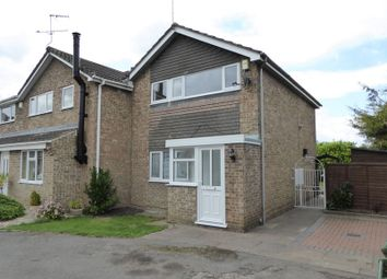 Thumbnail 3 bed semi-detached house for sale in St. Johns Drive, Clarborough, Retford