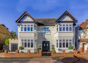 Thumbnail 6 bed detached house for sale in Oak Hill Gardens, Woodford Green