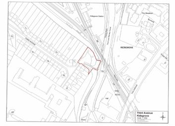 Thumbnail Land for sale in Third Avenue, Kidsgrove, Stoke-On-Trent