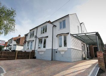 3 bed semi-detached house for sale in Little Buckland Avenue, Maidstone ME16