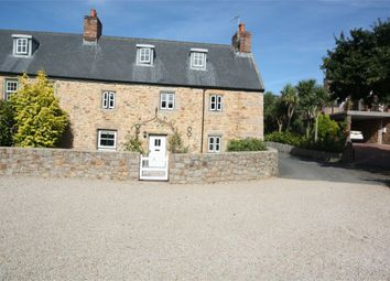 Thumbnail 4 bed end terrace house for sale in Le Vieux Beaumont, St. Peter, Jersey