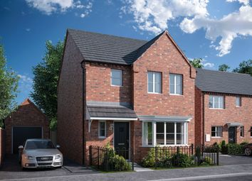 Thumbnail 3 bed detached house for sale in Irthlingborough Road, Wellingborough, Northamptonshire