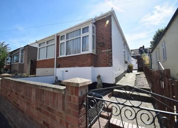 Thumbnail 1 bedroom bungalow to rent in Albert Road, Chatham