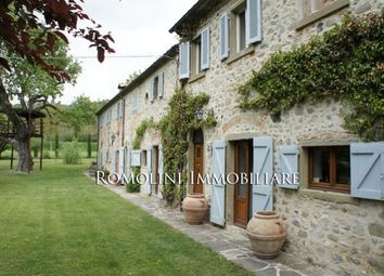 Thumbnail 6 bed property for sale in Anghiari, Tuscany, Italy