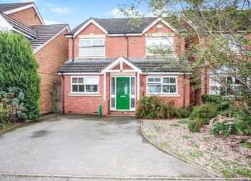 Thumbnail 4 bedroom detached house for sale in Millennium Way, Wolston, Coventry