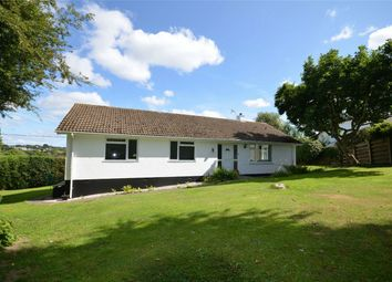 Thumbnail 5 bed detached bungalow for sale in Cyril Road, Truro, Cornwall