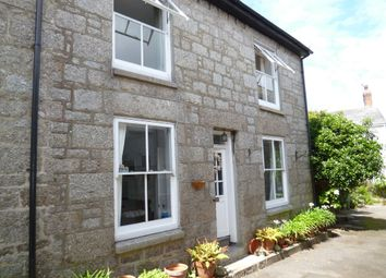 Thumbnail 3 bed terraced house for sale in Eden Place, Mousehole, Penzance