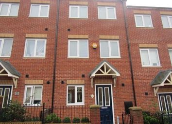 Thumbnail 4 bedroom terraced house for sale in Hexagon Close, Blackley, Manchester, Greater Manchester