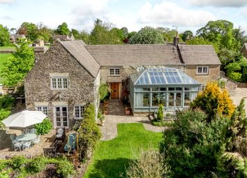 Thumbnail 5 bed detached house for sale in Cold Aston, Cheltenham, Gloucestershire