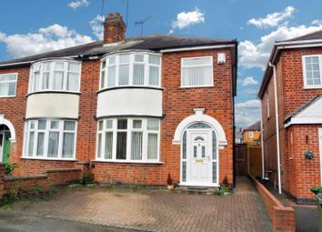 Thumbnail 3 bedroom property for sale in Riddington Road, Braunstone, Leicester
