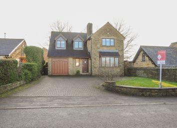 4 bed detached house for sale in Longedge Lane, Wingerworth, Chesterfield S42