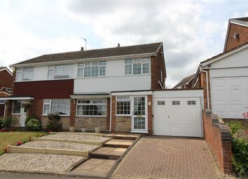 Thumbnail 3 bed semi-detached house for sale in Silverthorne Avenue, Foxyards, Tipton