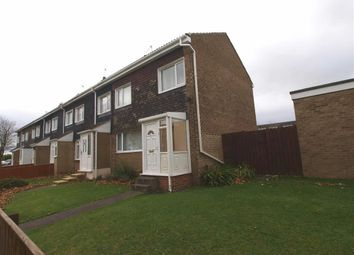 Thumbnail 3 bed end terrace house for sale in Doxford Place, Cramlington