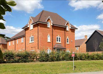 Thumbnail 4 bed end terrace house for sale in Poppy Corner, Warfield, Bracknell