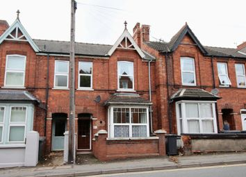 Thumbnail 2 bed flat for sale in Yarborough Road, West End, Lincoln