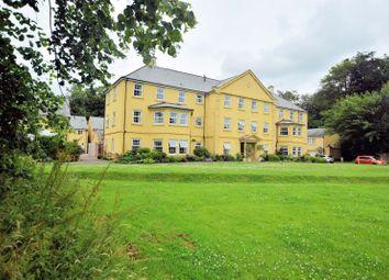 Thumbnail 2 bed flat for sale in Saxon Road, Tavistock