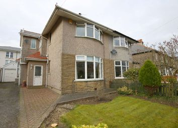Thumbnail 3 bed semi-detached house for sale in Elms Drive, Bare, Morecambe