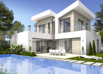 Thumbnail 4 bed villa for sale in Finestrat, Valencia, Spain