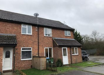 Thumbnail 2 bed end terrace house to rent in Merideth Drive, Aylesbury