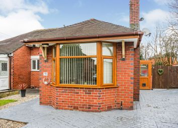 Thumbnail 1 bed bungalow for sale in Burton Crescent, Sneyd Green, Stoke-On-Trent