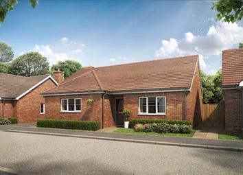 Thumbnail 2 bed detached bungalow for sale in Plot 2, Joye Close, Blunham, Bedford