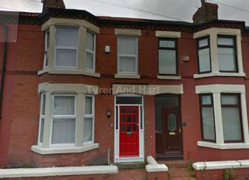 Thumbnail 5 bed shared accommodation to rent in Gorsedale Road, Liverpool, Merseyside