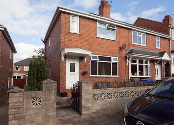 Thumbnail 2 bed semi-detached house for sale in Lincoln Road, Burslem, Stoke-On-Trent
