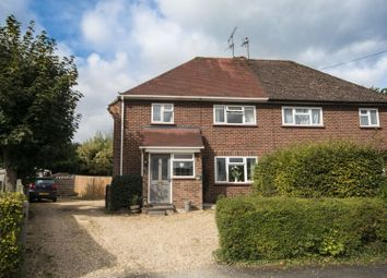 Thumbnail 3 bed semi-detached house for sale in Yeosfield, Riseley, Reading