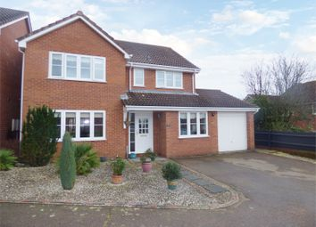 Thumbnail 4 bed detached house for sale in Five Acres, Stoke Holy Cross