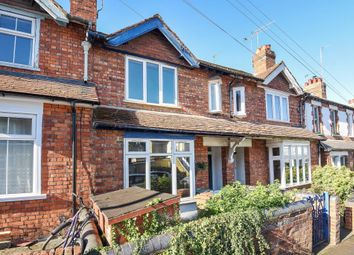 Thumbnail 3 bed terraced house for sale in Warwick Street, Oxford OX4,