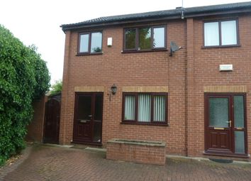 Thumbnail 2 bedroom end terrace house to rent in Jenner Court, Cleethorpes