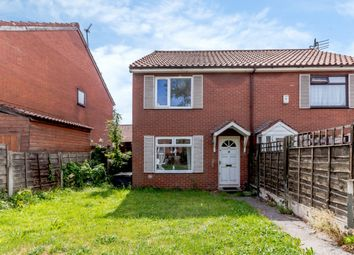 Thumbnail 2 bed semi-detached house for sale in Summerseat Close, Salford