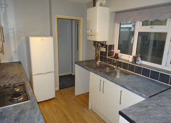Thumbnail 3 bedroom terraced house to rent in Louisville Avenue, Gillingham, Kent.