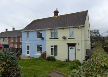 Thumbnail 2 bed semi-detached house for sale in Dover Road, Wyke Regis, Dorset