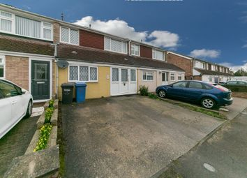 Thumbnail 3 bed terraced house for sale in Nursery Road, Great Cornard, Sudbury