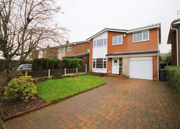 Thumbnail 4 bed detached house for sale in Walkers Lane, Penketh, Warrington