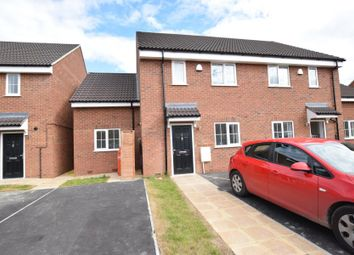 Thumbnail 4 bed semi-detached house for sale in Bath Road, Padworth, Reading