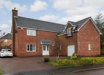 Thumbnail 5 bedroom detached house for sale in Mosswater Wynd, Smithstone, Cumbernauld, North Lanarkshire