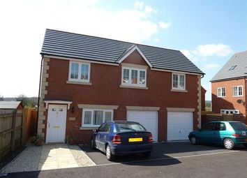 Thumbnail 2 bed detached house to rent in Bayfield Wood Close, Chepstow